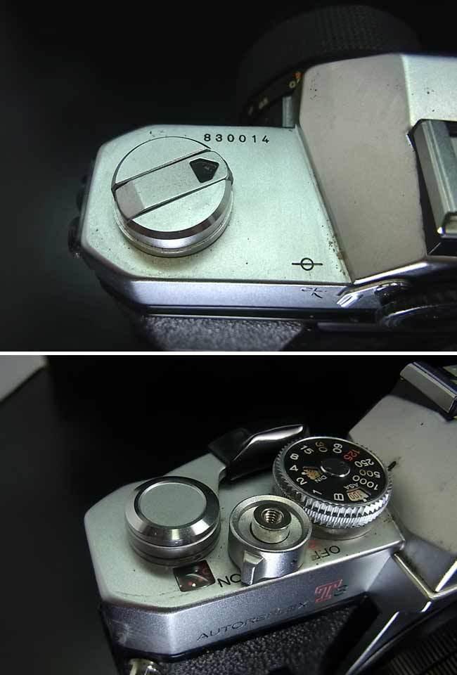 昭和レトロ(1973年)…コニカ KONICA AUTOREFLEX T3 830014‥カメラ_画像10
