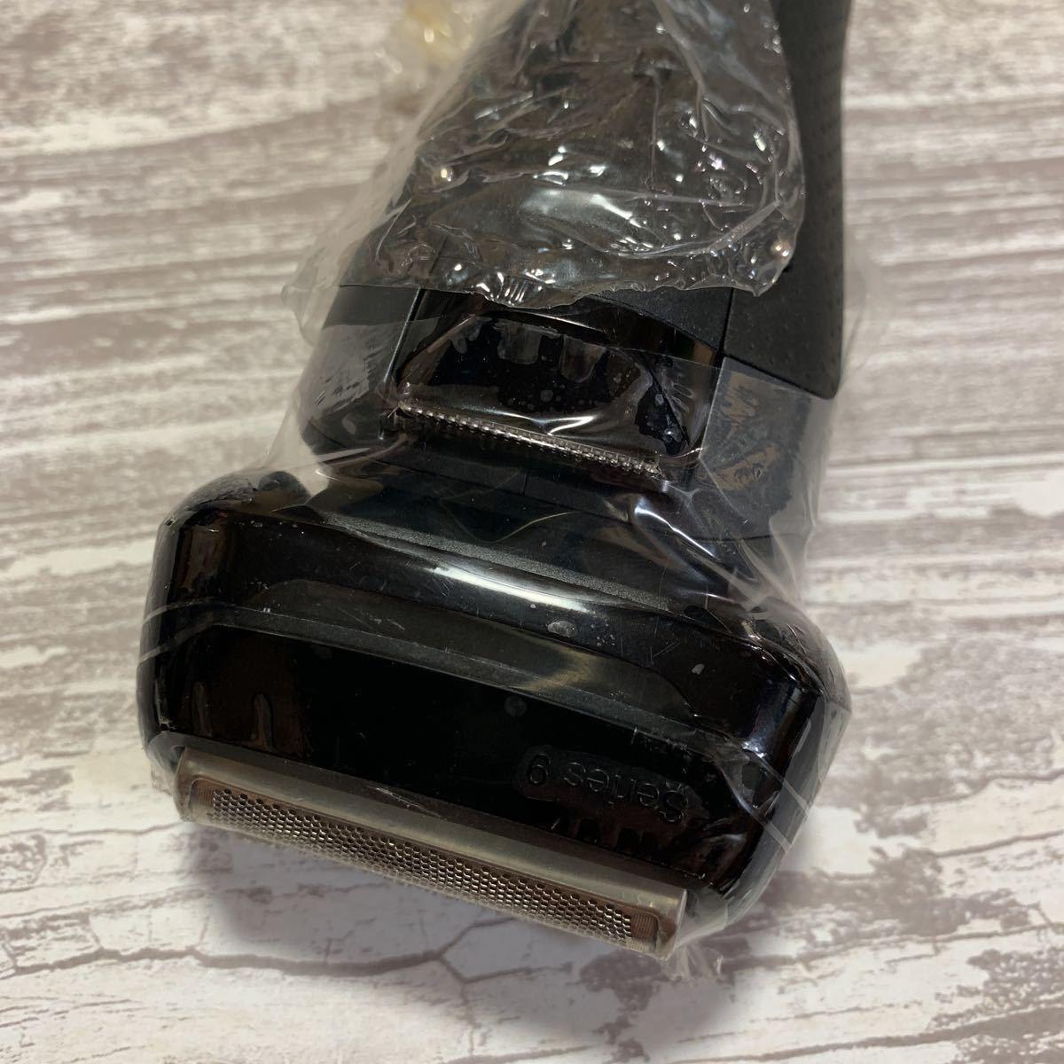 未使用品? 美品 BRAUN Series9 9030s シェーバー メンズシェーバー 充電式 電気シェーバー シリーズ9 wet+dry ポーチ付き_画像5
