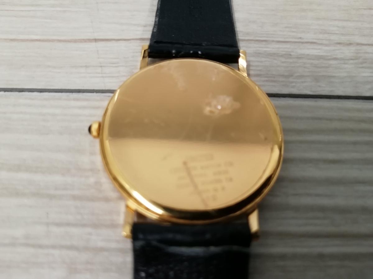 CITIZEN シチズン EXCEED エクシード 腕時計 GOLD 18K 750 0330-C30455-TA アンティーク_画像4