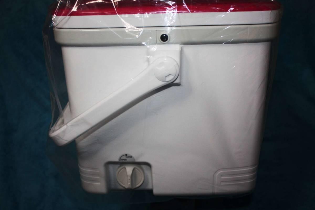 ダイワ クーラーボックス LIGHT TRUNK Ⅳ S 3000 RJ マゼンタ 500円から売り切ります。_画像6