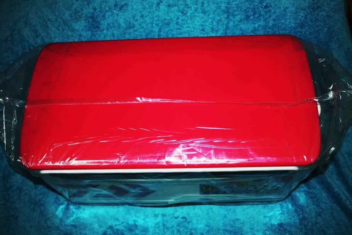 ダイワ クーラーボックス LIGHT TRUNK Ⅳ S 3000 RJ マゼンタ 500円からの売り切りです。_画像6