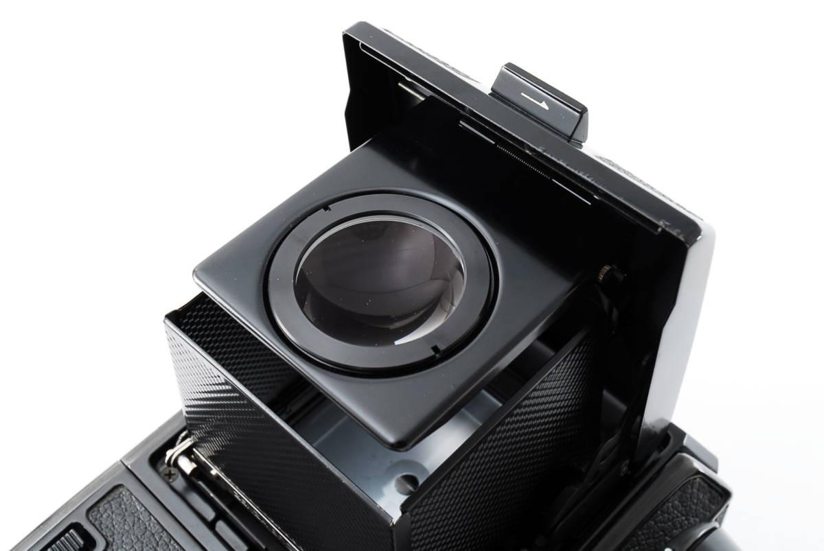 ★美品★ゼンザブロニカ Zenza Bronica EC Medium Format w Nikkor P 75mm f2.8 #460318_画像8