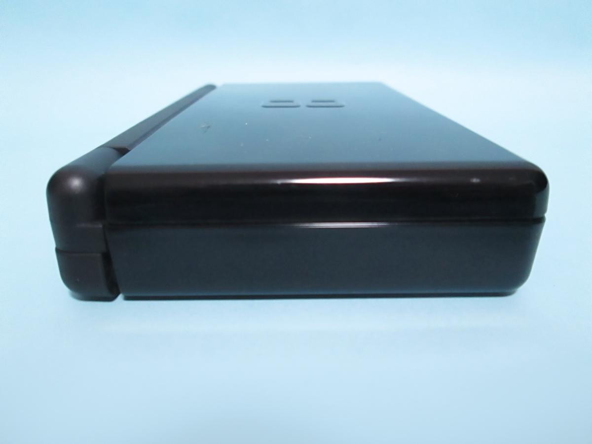 中古◆ニンテンドーDS Lite ジェットブラック 本体のみ 動作確認済み // クリックポスト発送_画像7