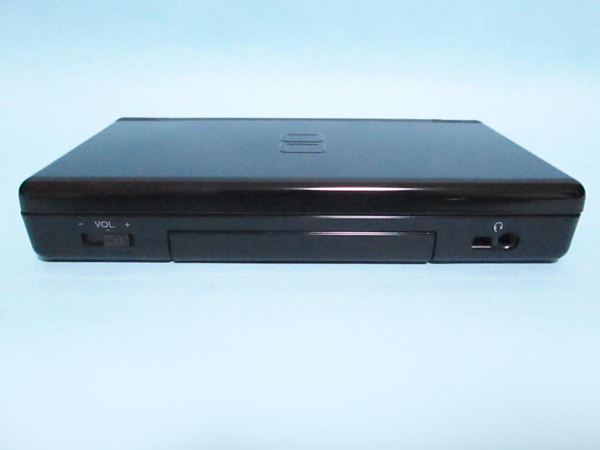 中古◆ニンテンドーDS Lite ジェットブラック 本体のみ 動作確認済み // クリックポスト発送_画像5