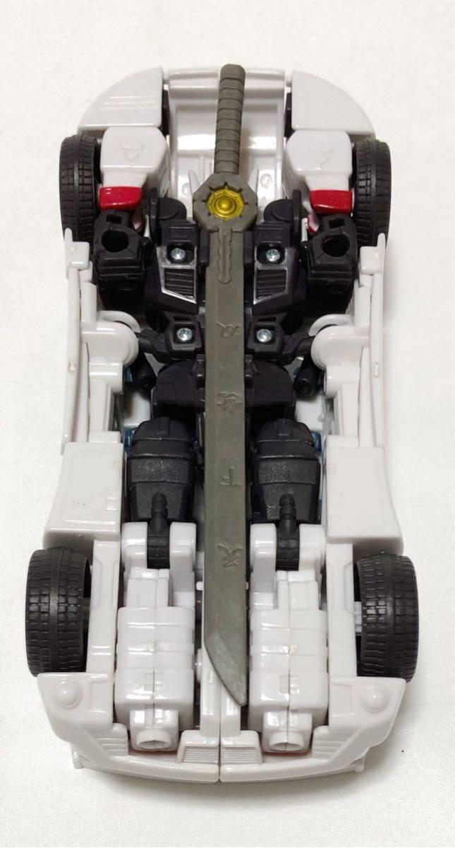 トランスフォーマー ユナイテッド UN-08 オートボット ドリフト_画像9