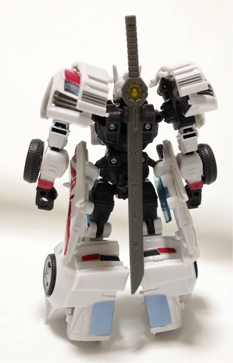 トランスフォーマー ユナイテッド UN-08 オートボット ドリフト_画像3