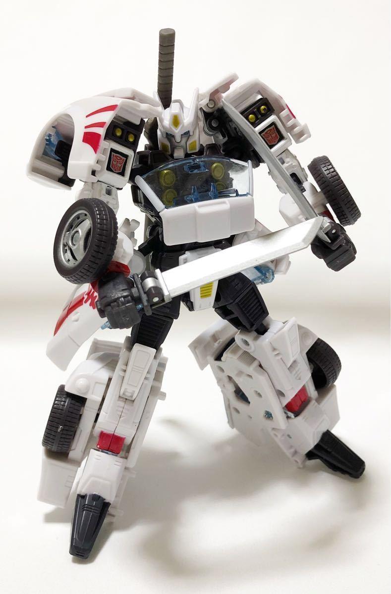 トランスフォーマー ユナイテッド UN-08 オートボット ドリフト_画像5