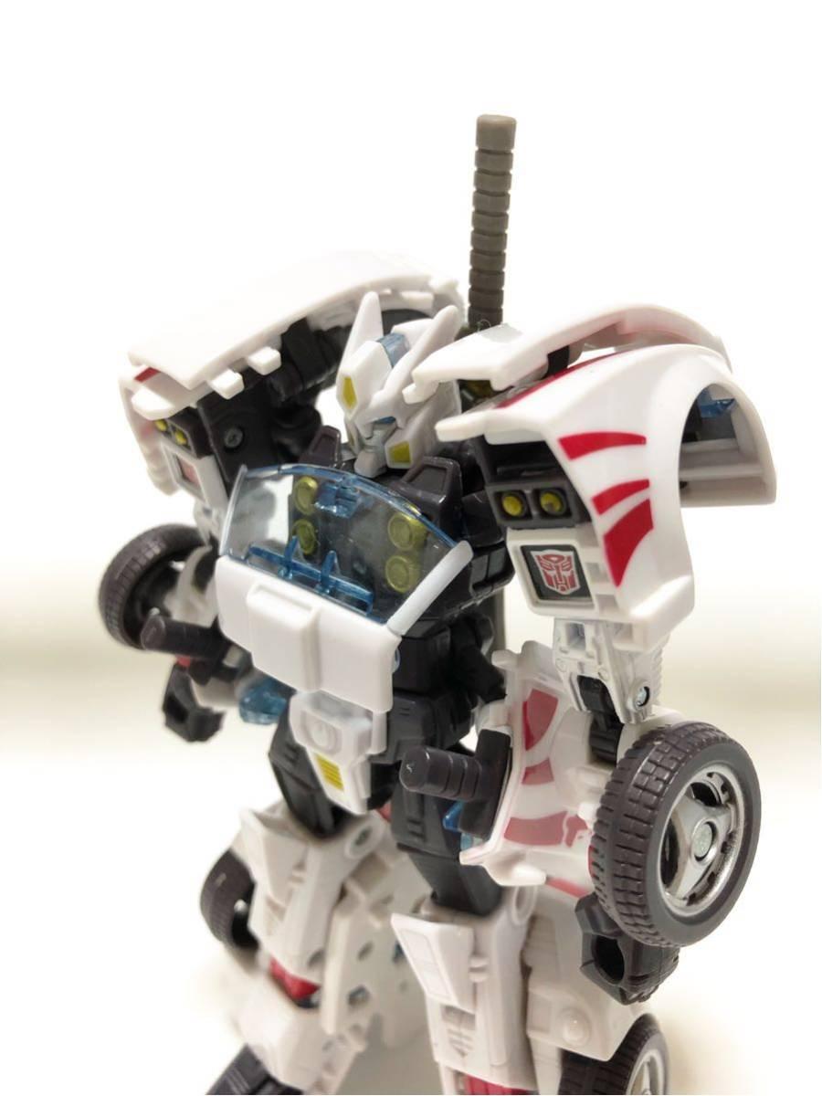 トランスフォーマー ユナイテッド UN-08 オートボット ドリフト