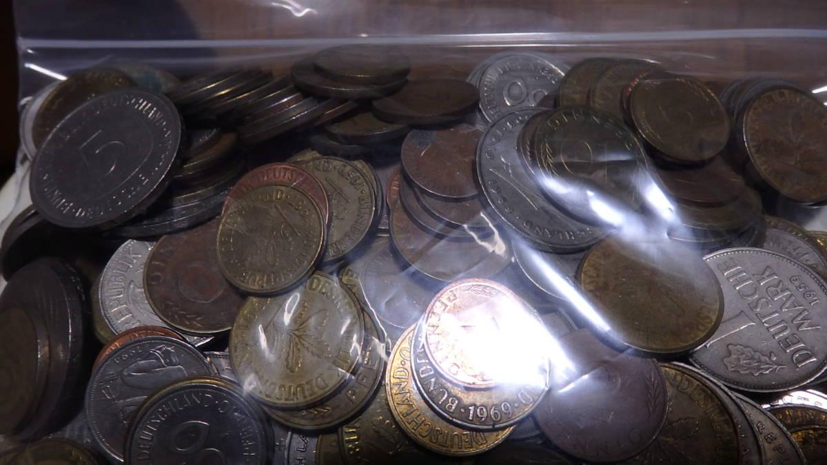 外国コイン ドイツのコイン 約2,38kg_画像5