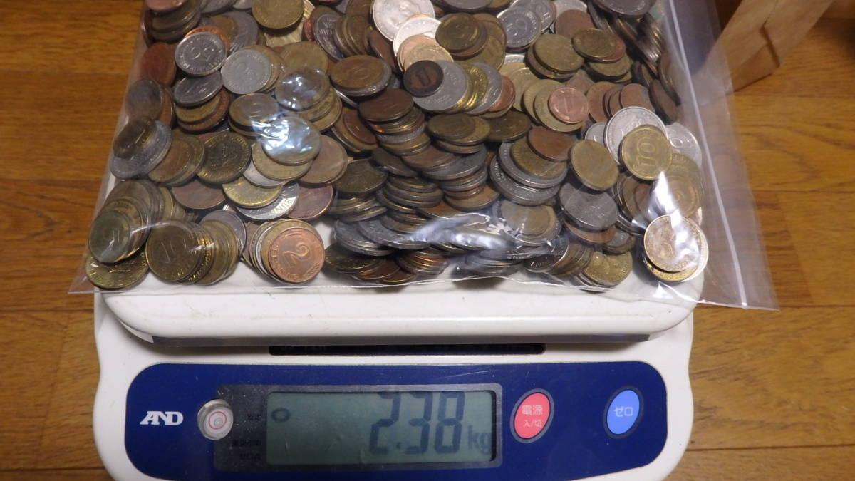 外国コイン ドイツのコイン 約2,38kg