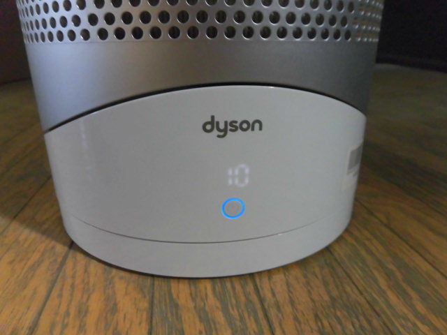 良品 ダイソン ピュア ホット&クール Dyson Pure Hot&Cool HP00 WS 空気清浄器付 扇風機 _画像2