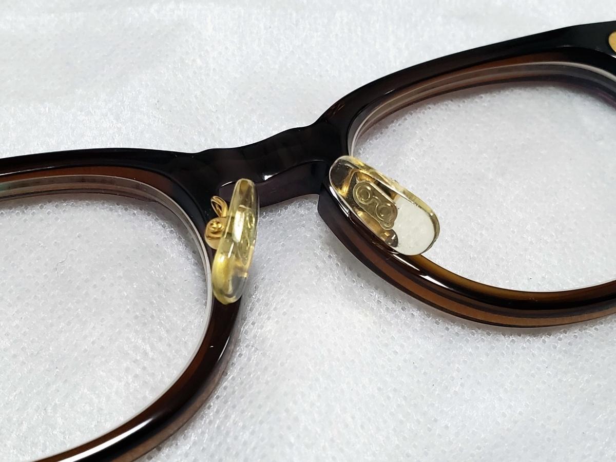白山眼鏡店 & TENDERLOINテンダーロイン T-JERRY メガネ_画像5