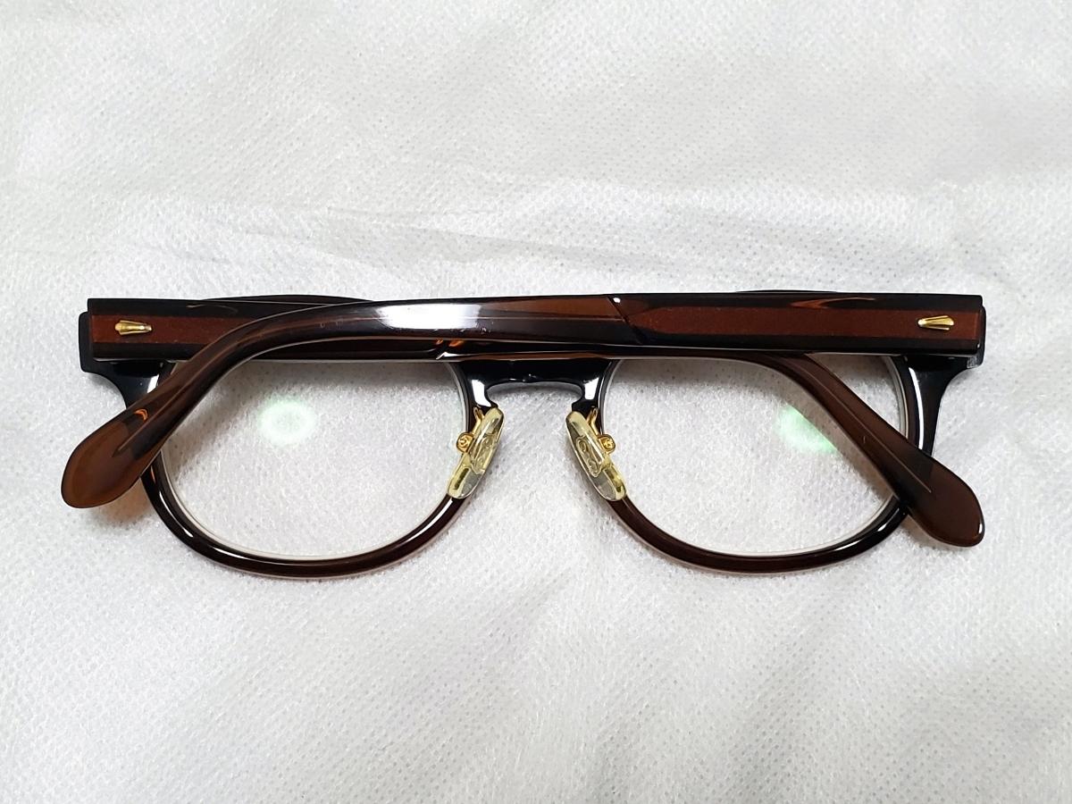 白山眼鏡店 & TENDERLOINテンダーロイン T-JERRY メガネ_画像4