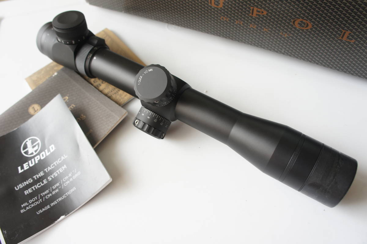 代購代標第一品牌- 樂淘letao - 実物Leupold MARK 4 2 5-8x36mm 海兵隊HK