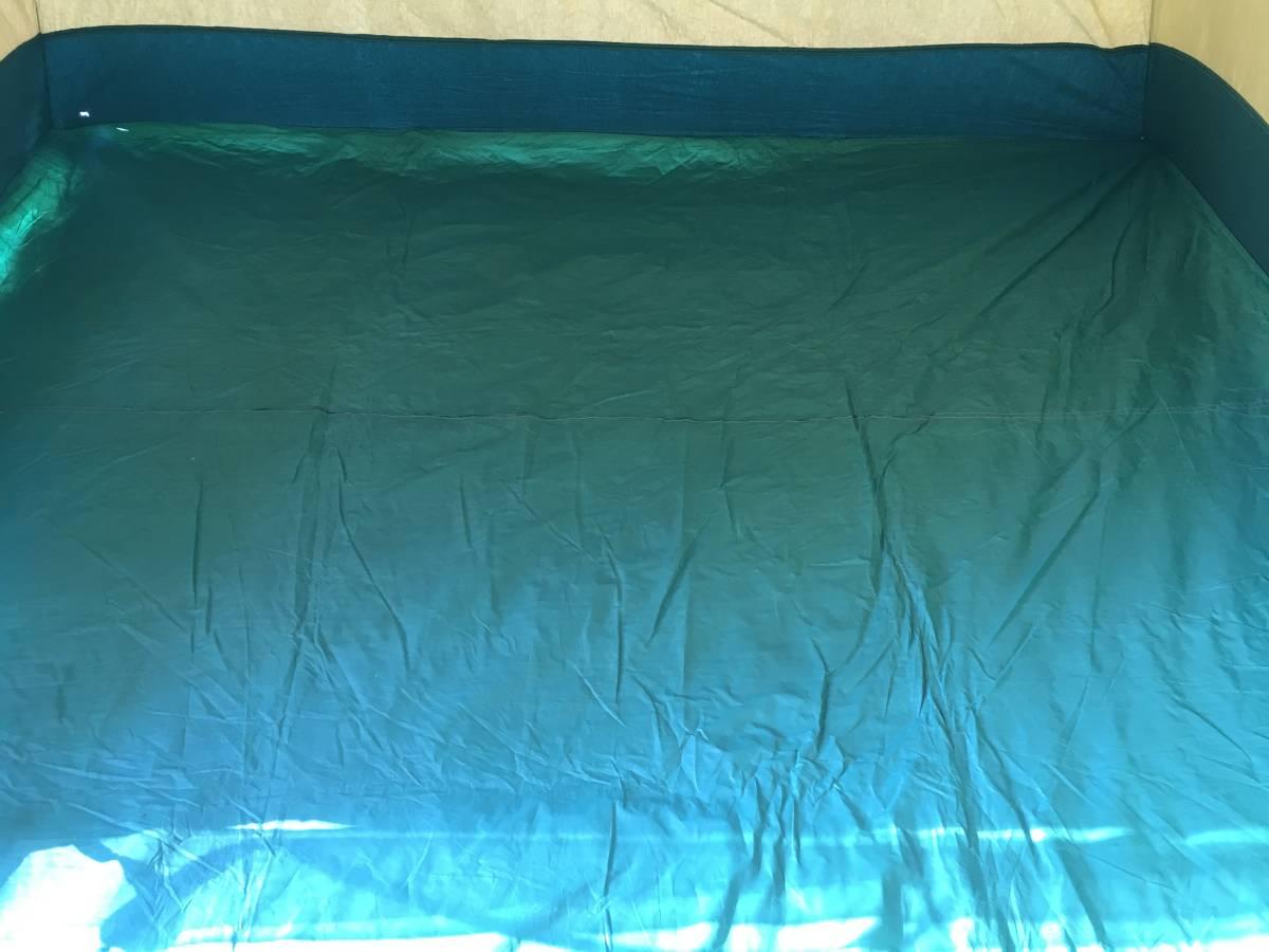ビンテージ シアーズ コテージ キャンバス テント 13x10 ルーフコットン コールマン 快適tent_画像4