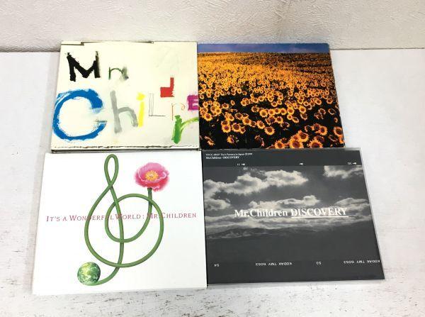 ミスターチルドレン CDアルバム11枚セット ベスト盤含む ミスチル 送料無料 _画像6