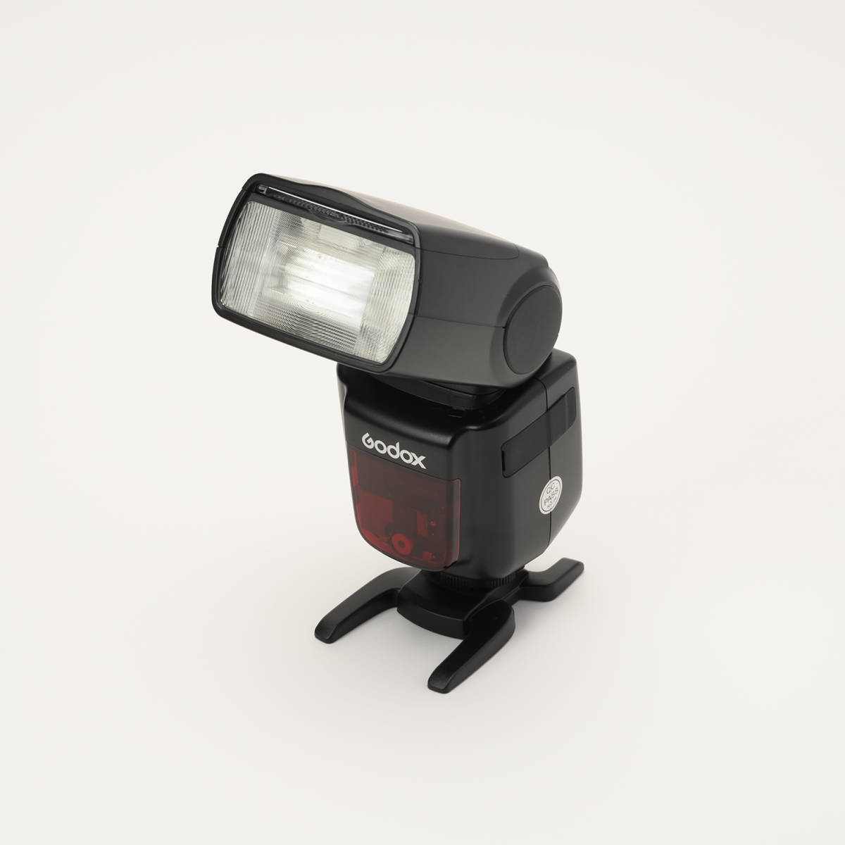 Godox V860IIF 富士カメラ用 カメラフラッシュ 2.4GHz ワイヤレスX1システム TTL GN60 充電式電池_画像4
