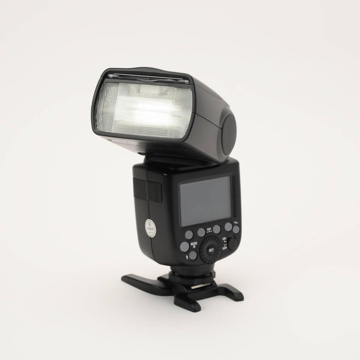 Godox V860IIF 富士カメラ用 カメラフラッシュ 2.4GHz ワイヤレスX1システム TTL GN60 充電式電池_画像7