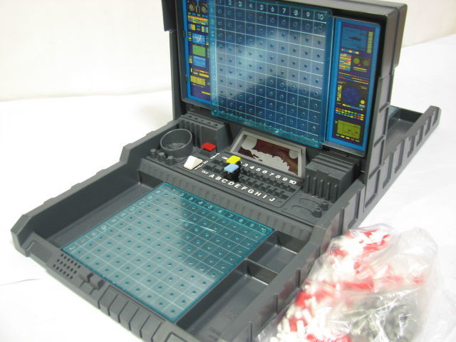 ビンテージ ボードゲーム 旧タカラ/ミルトン ブラッドリー(Milton Bradley) コンピューターゲーム スペースバトル_画像4