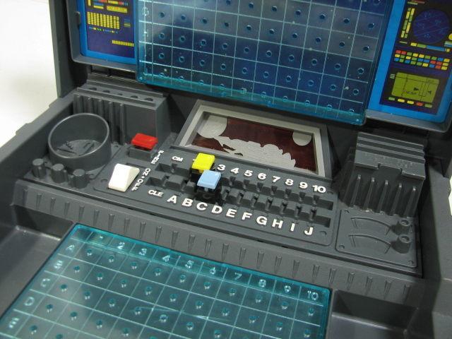 ビンテージ ボードゲーム 旧タカラ/ミルトン ブラッドリー(Milton Bradley) コンピューターゲーム スペースバトル_画像5