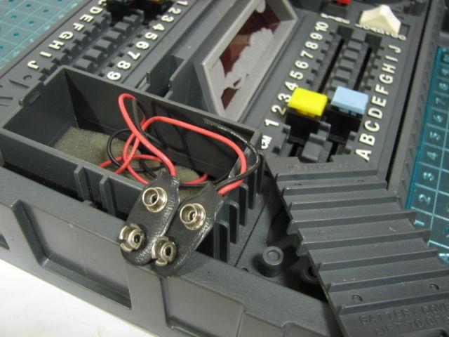 ビンテージ ボードゲーム 旧タカラ/ミルトン ブラッドリー(Milton Bradley) コンピューターゲーム スペースバトル_画像7