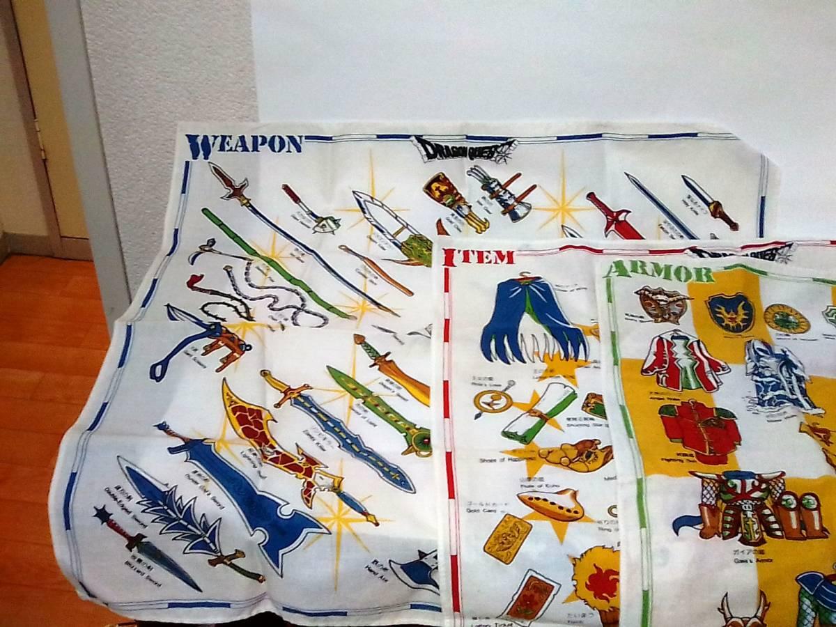 即決 ドラゴンクエスト11種 鉄の金庫 カンペン 商人の宝箱 銀のタロット武器防具ハンカチ 爆弾岩 メタル メタルキング ドラクエ_画像5