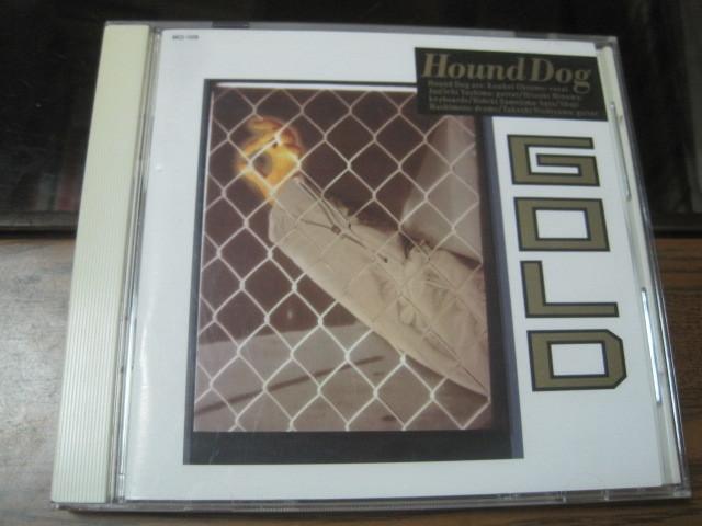 Hound Dog ハウンドドッグ★CD「GOLD」_画像1
