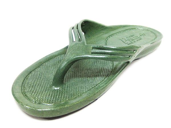 Made in JAPAN!丈夫で滑りにくいおしゃれサンダル!ビーチサンダル ギョサン (GYOSAN メンズ LL)26~27cm ゴムサンダル 便所サンダル_画像10