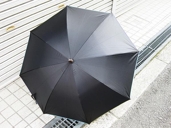 暑い日のゴルフもこれで安心!涼風パラソル 扇風機付き 日傘 (晴雨兼用) ファンファンパラソル UVカット 遮光 熱中症対策 送風 紫外線 雨傘_画像5