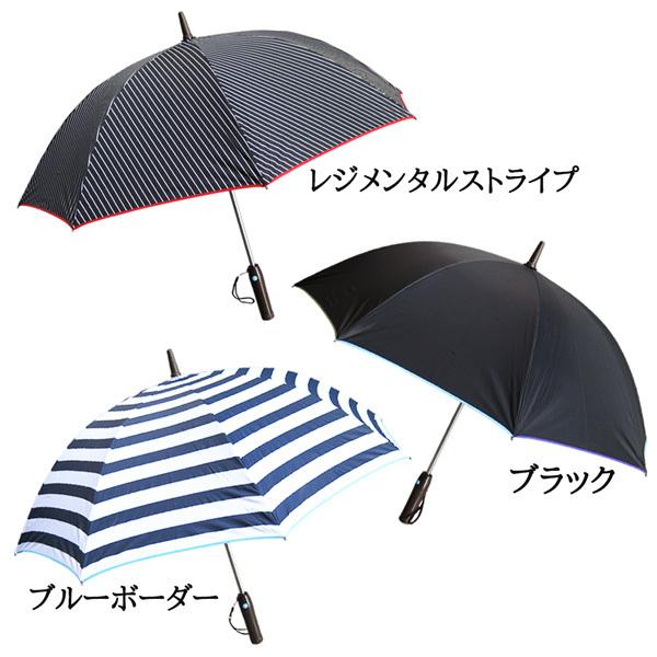 暑い日のゴルフもこれで安心!涼風パラソル 扇風機付き 日傘 (晴雨兼用) ファンファンパラソル UVカット 遮光 熱中症対策 送風 紫外線 雨傘_画像3