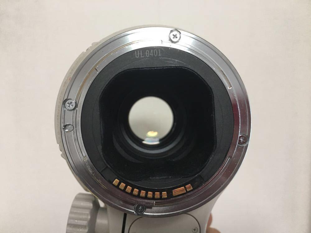 ★美品★Canon キャノン EF 300m F4L IS USM 望遠 単焦点レンズ_画像8