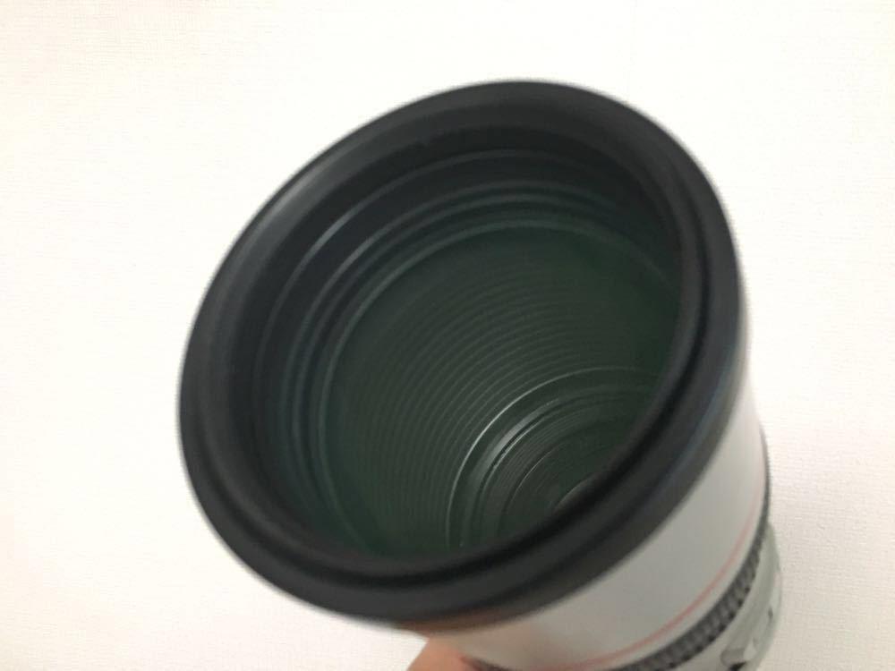 ★美品★Canon キャノン EF 300m F4L IS USM 望遠 単焦点レンズ_画像6