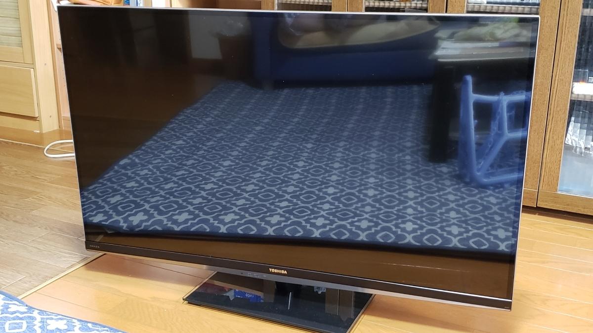 液晶テレビ 東芝 REGZA 42Z7 ジャンク 42インチ