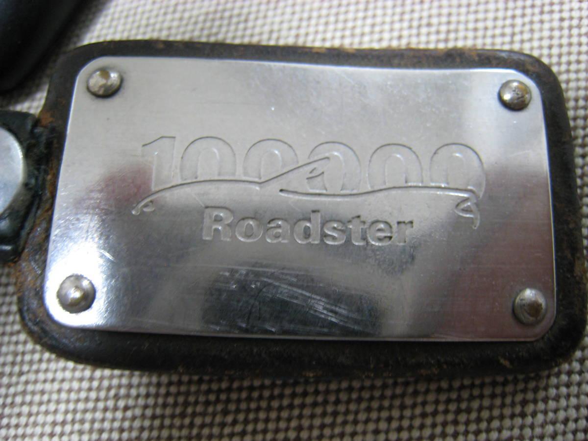 ロードスター NB8C/NB6C RS リモコンキー 中古 おまけ付き_画像4