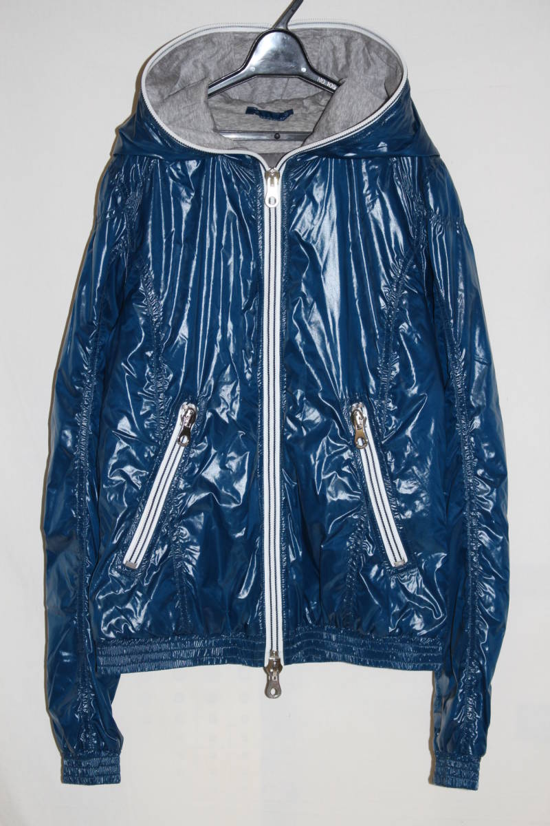 low priced 2b2fe f1226 DUVETICA Duvetica lady's pa Cub ru windbreaker blue 42 ...