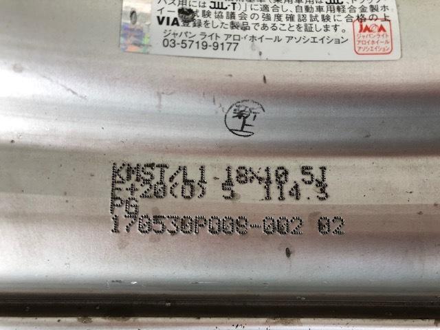 WORK ワーク MEISTER マイスター L1 3P 段リム 18インチ 10.5J+5 10.5J+20 5H PCD114.3 225/35R18 4本セット_画像8