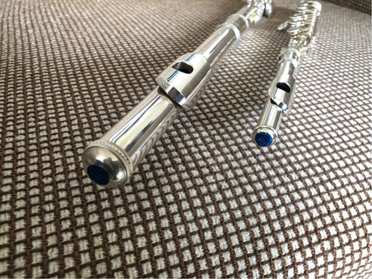 【9mm・1枚】管楽器用青シール・赤シール HK FACTORY ピッコロ フルート オーボエ ファゴット トランペット ホルン サックスなど_画像7