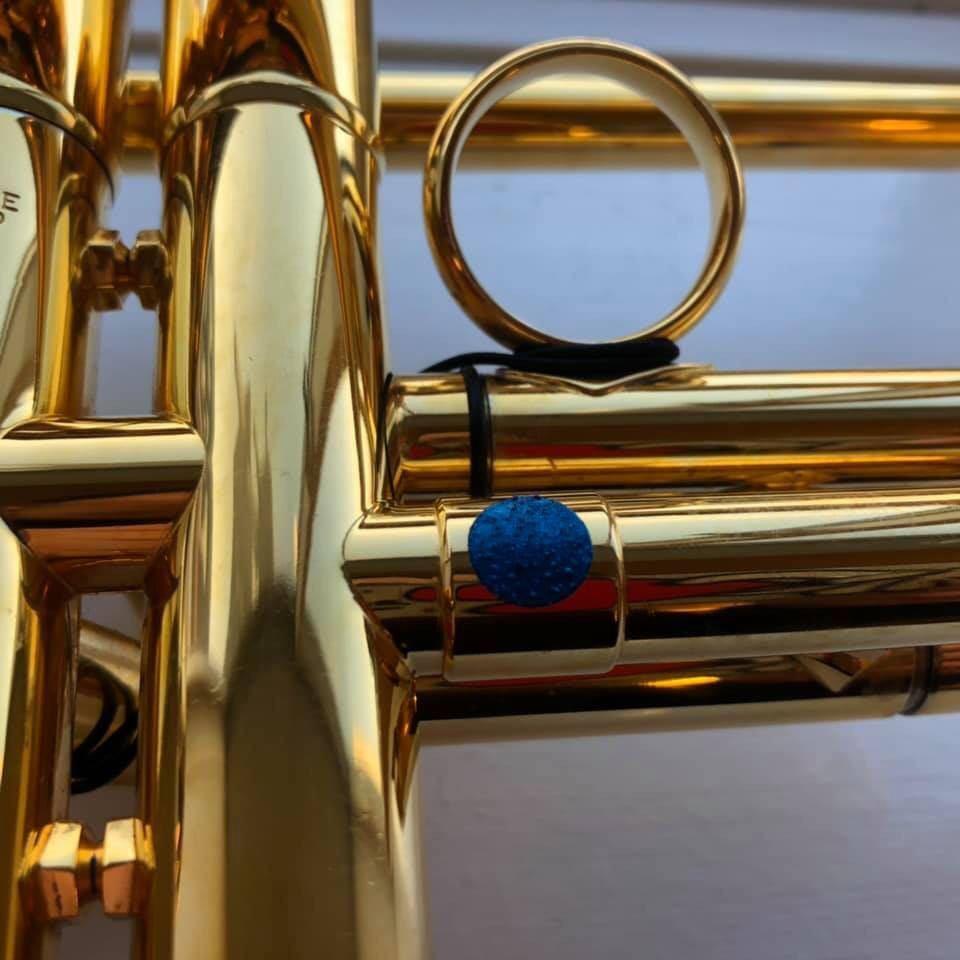 【9mm・1枚】管楽器用青シール・赤シール HK FACTORY ピッコロ フルート オーボエ ファゴット トランペット ホルン サックスなど_画像5