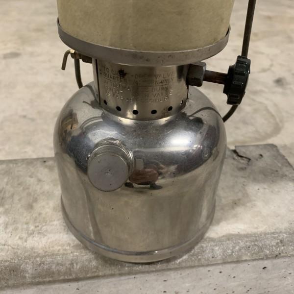超貴重 美品 Coleman コールマン ジュニア 242 1934年3月製造 新品レプリカマイカグローブ NRV逆止弁バルブタイプ_画像3