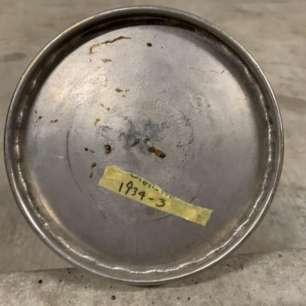 超貴重 美品 Coleman コールマン ジュニア 242 1934年3月製造 新品レプリカマイカグローブ NRV逆止弁バルブタイプ_画像10