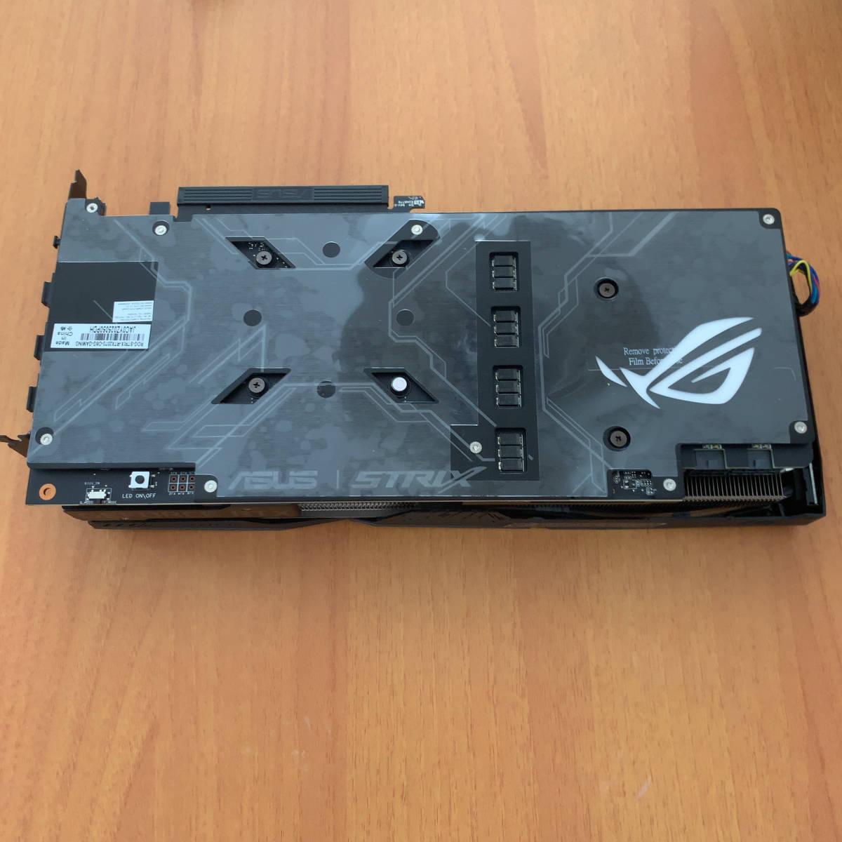 ★ASUS ROG-STRIX-RTX2070-O8G-GAMING GeForce RTX2070_画像3
