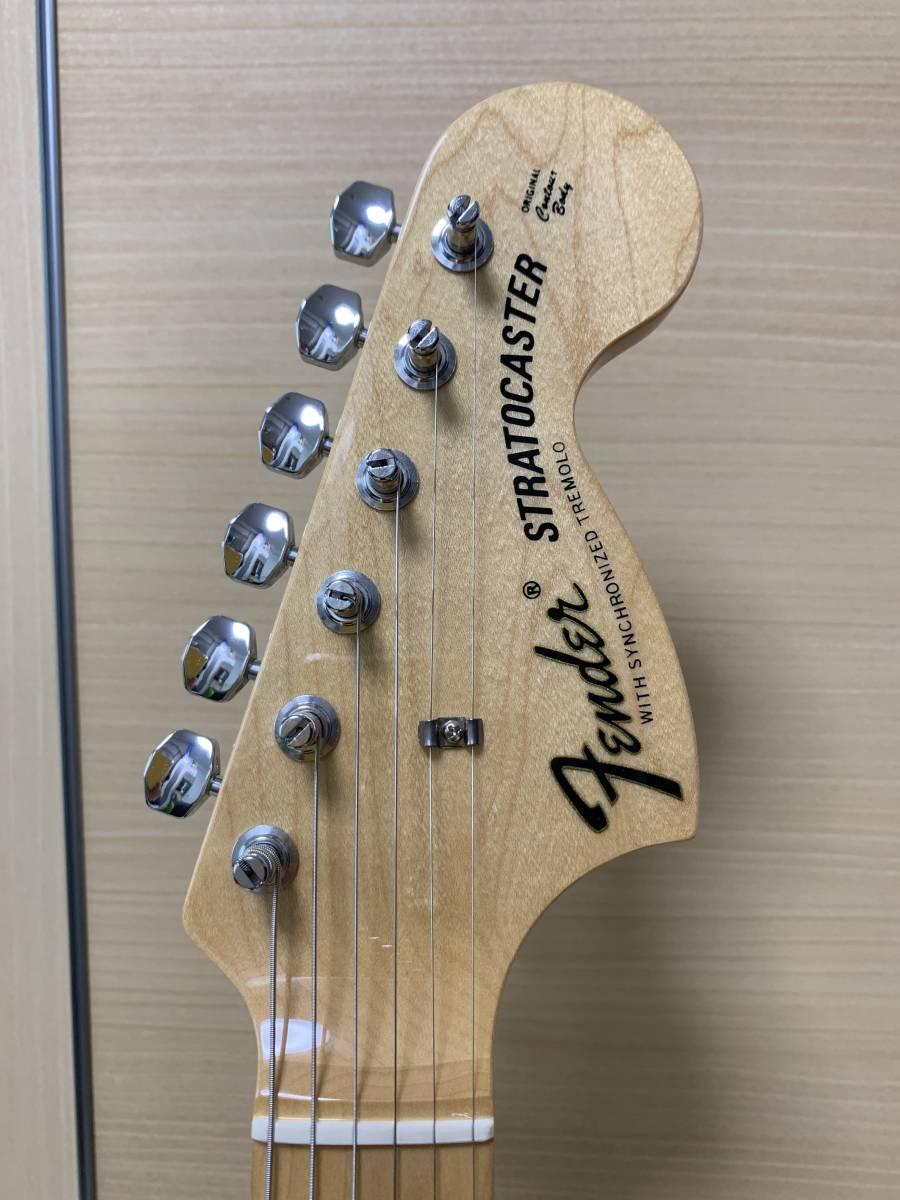 ★☆【1円スタート売り切り・即決オマケあり・ほぼ未使用】Fender Japan(フェンダー・ジャパン)ST68-TX <TEXAS SPECIAL搭載モデル>☆★_画像7