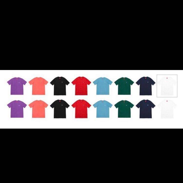 シュプリーム SUPREME 18AW Reflective Small Box Logo Tee Tシャツ 白 Size_画像6