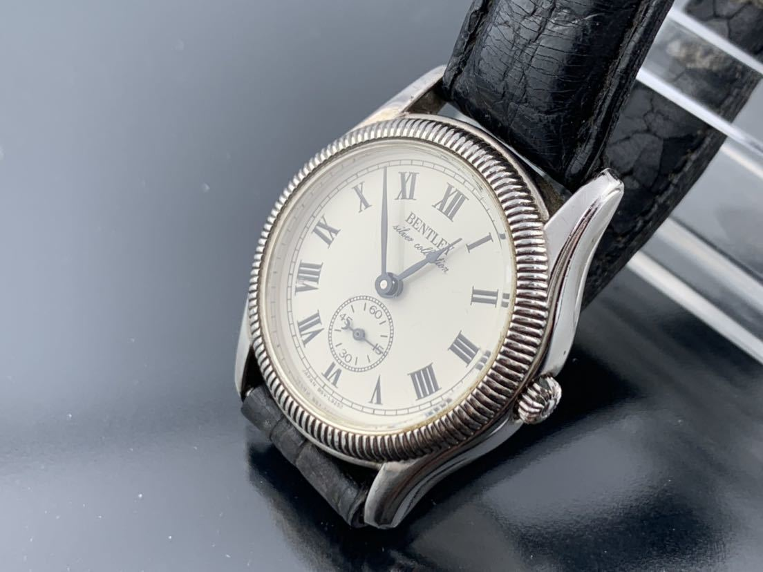 best loved 6de00 fcc59 bentley 時計の値段と価格推移は?|10件の売買情報を集計した ...