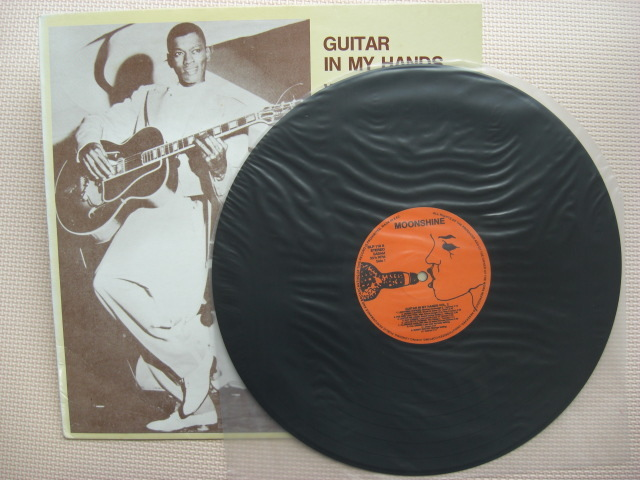 *【LP】【V.A】Guitar In My Hands Vol. 2 /Lightnin' Hopkins、Goree Carter、Pee Wee Crayton他(blp110)(輸入盤)_画像2