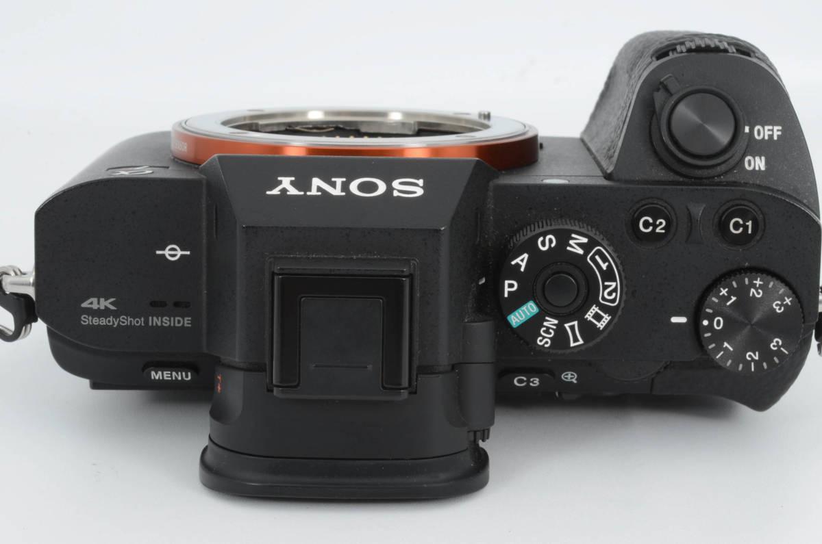 ◆新品級◆ ソニー Sony ILCE-7RM2 α7R II ボディ フルサイズミラーレス一眼カメラ (YO-Q79)_画像3