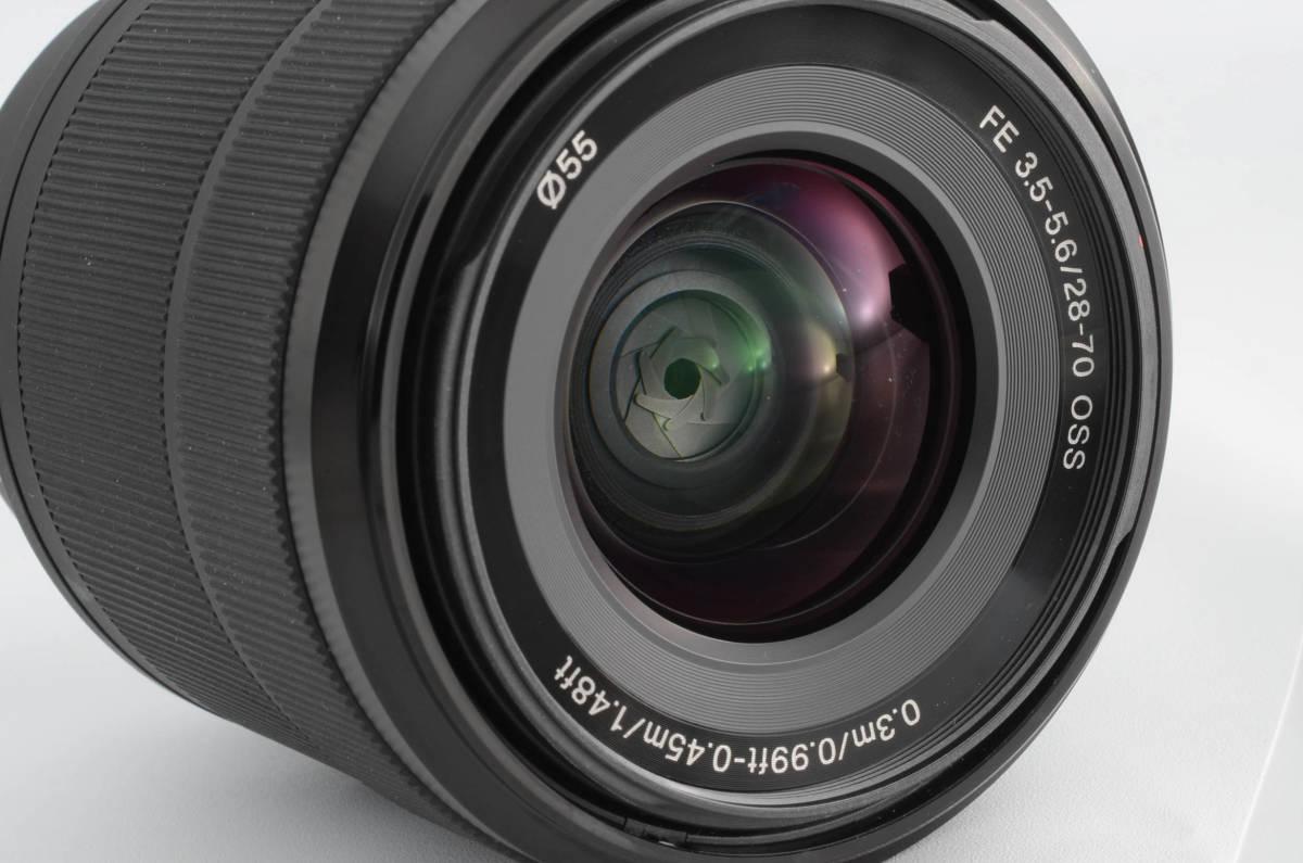 ◆新品級◆ ソニー Sony ILCE-7K α7 + FE 28-70mm F3.5-5.6 ズームレンズキット 元箱付き (YO-Q88)_画像8