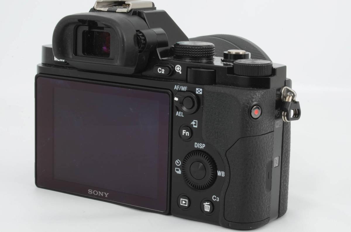 ◆新品級◆ ソニー Sony ILCE-7K α7 + FE 28-70mm F3.5-5.6 ズームレンズキット 元箱付き (YO-Q88)_画像3