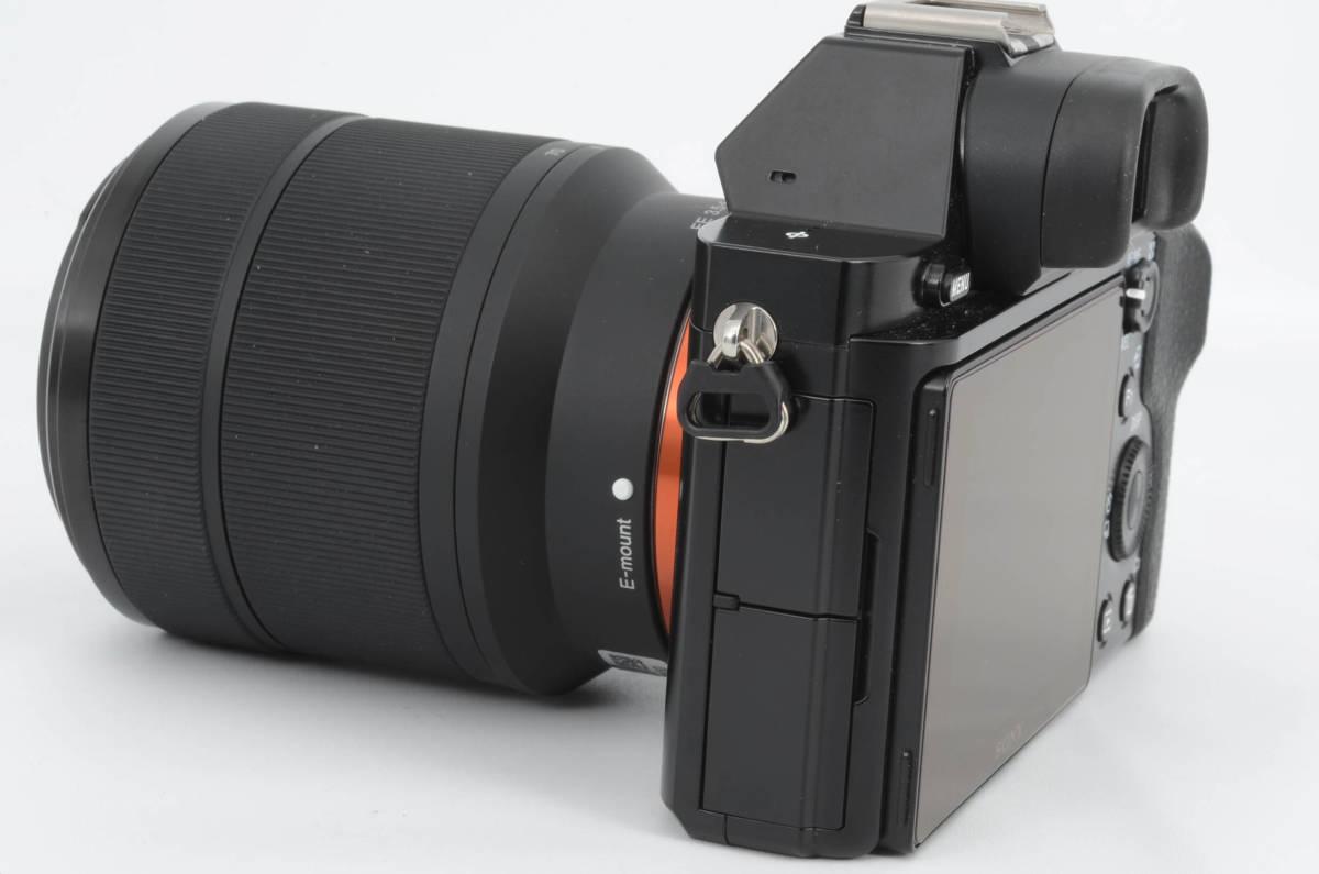 ◆新品級◆ ソニー Sony ILCE-7K α7 + FE 28-70mm F3.5-5.6 ズームレンズキット 元箱付き (YO-Q88)_画像4