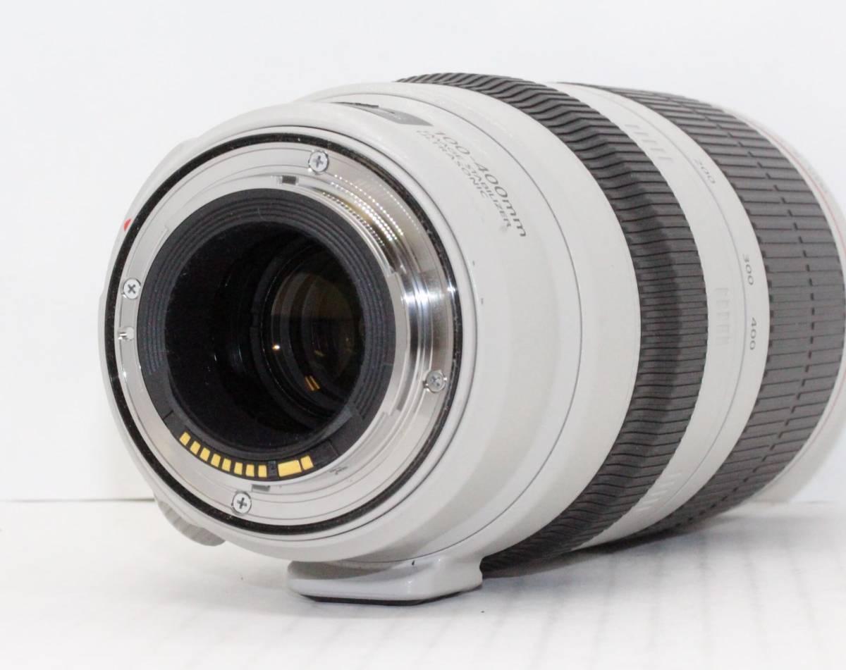 ほぼ新品 キヤノン Canon EF 100-400mm F4.5-5.6L IS II USM ケース付き (ny033)_画像3